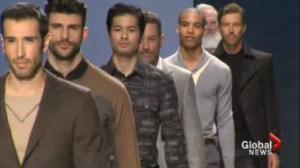 unlikely VIPs at Toronto Fashion Week