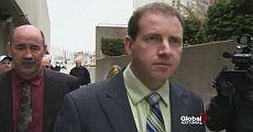 Cop testifies at Rafferty trial