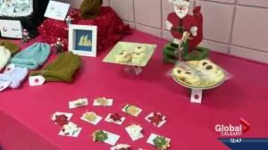 Calgary Association of Self Help craft sale