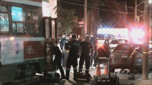 Video surfaces showing moments after Sammy Yatim streetcar shooting