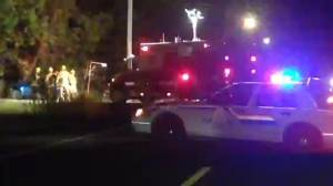 Fatal crash on Henderson Highway