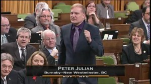 NDP reacts to Conservative muzzling