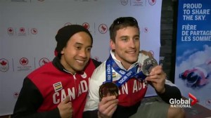 Olympic return for Junio and Morrison
