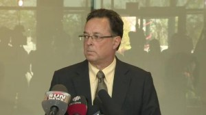 Ornge executive addresses the fatal helicopter crash in Northern Ontario