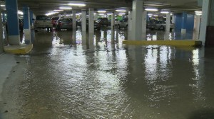 Water main break on Ellice floods businesses