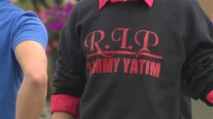 Visitation for Sammy Yatim