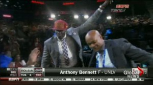 Historic first overall pick at NBA draft highlights growth of Canada's basketball game.