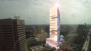 Details of new downtown skyscraper revealed