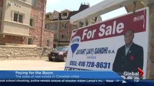 Pay For The Boom: The State of Real Estate in Canada