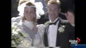 Blast from the past: Wayne Gretzky wedding