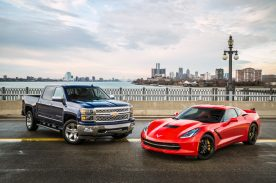2014 North American Car and Truck of the Year: Chevrolet Corvette Stingray and Chevrolet Silverado