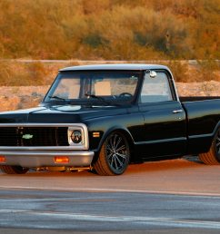 this 1971 chevrolet c 10 custom pickup lovingly called adel by its previous owners sold for 110 000 in scottsdale arizona in 2014  [ 3600 x 2400 Pixel ]