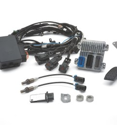 download the photo above chevrolet performance offers retrofit controller kit  [ 2400 x 1801 Pixel ]