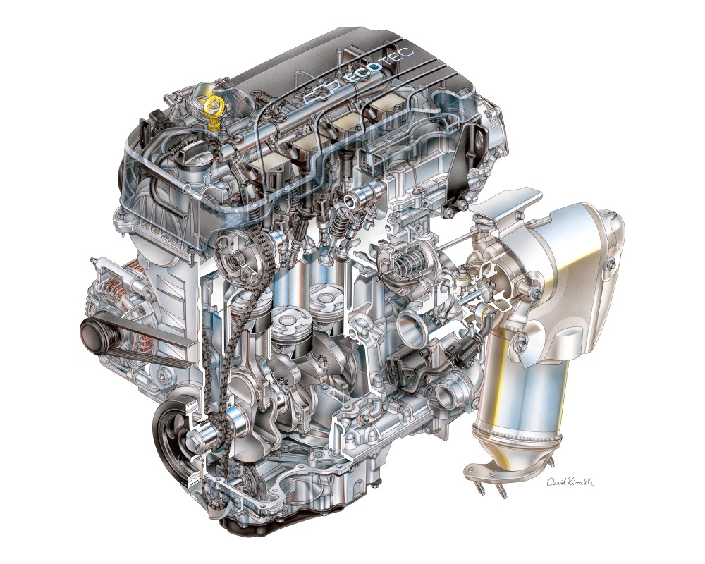 medium resolution of 2016 chevrolet cruze features new ecotec engines 2016 chevrolet cruze engine diagram
