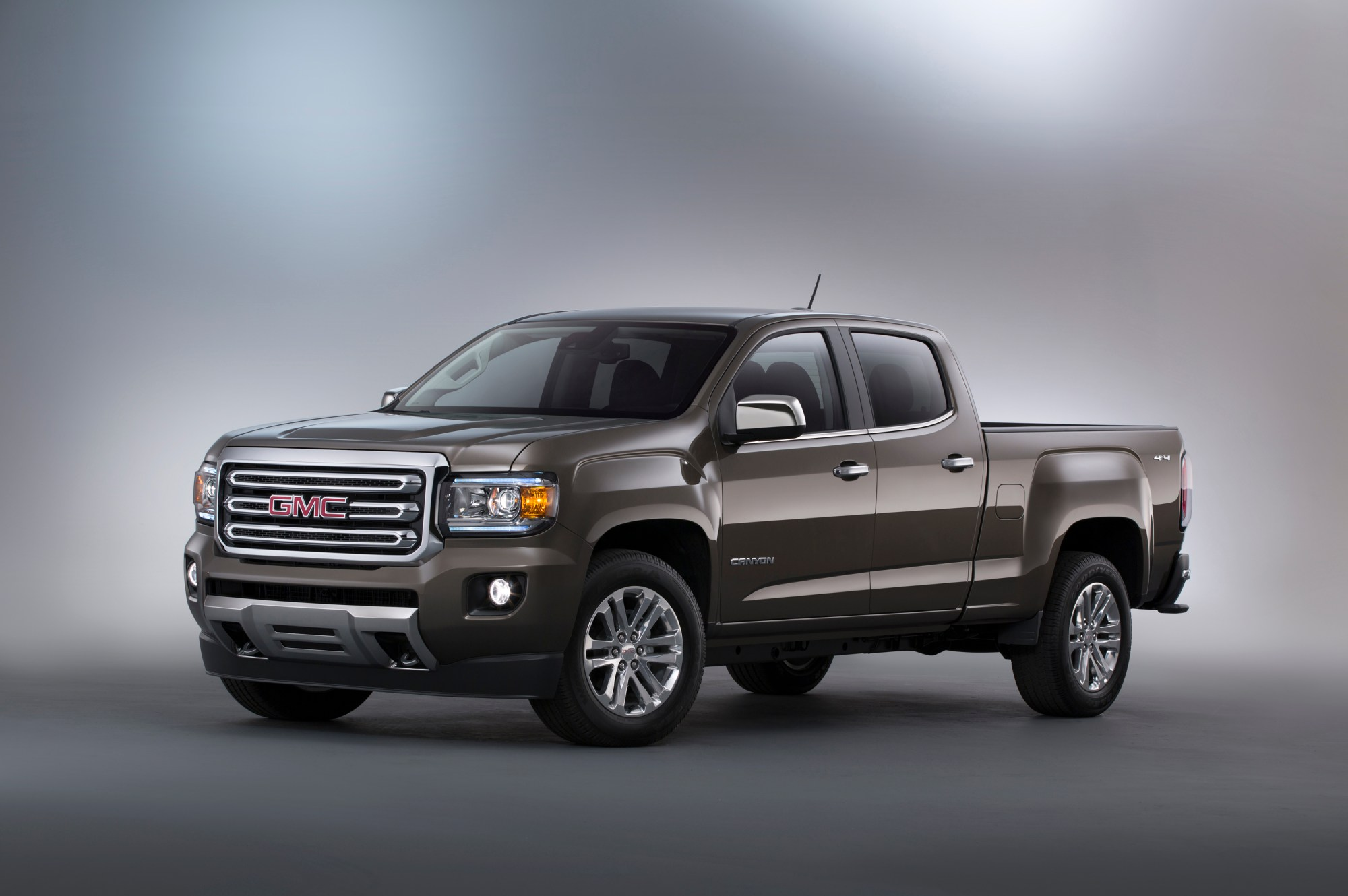 hight resolution of all new gmc canyon