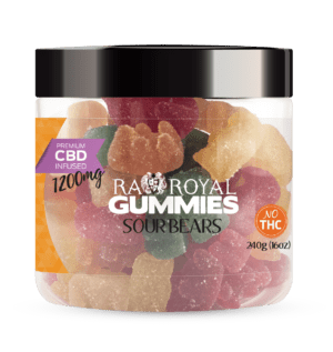 CBD Gummies....Ahhhh, that's the ticket!