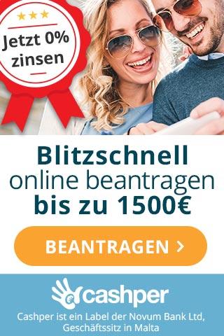 Schnell1500 Euro leihen.