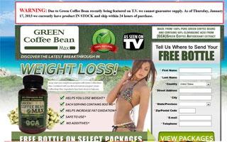 Green Coffee Bean Max CPA