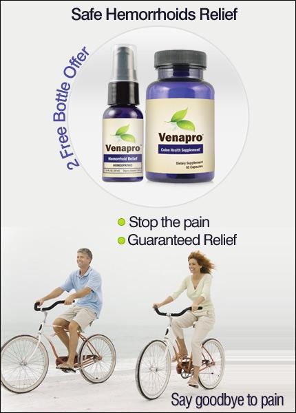 Venapro Hemorrhoid System