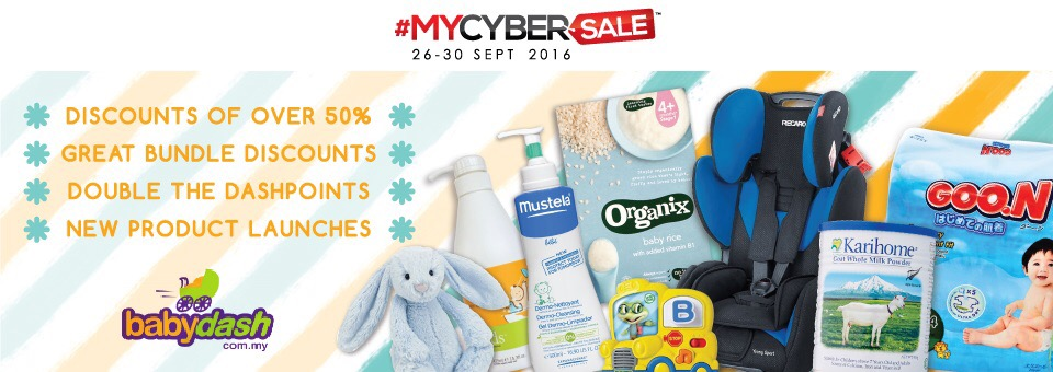 MyCyberSale 2016 Deals and Promo Code  Malaysia Megasales