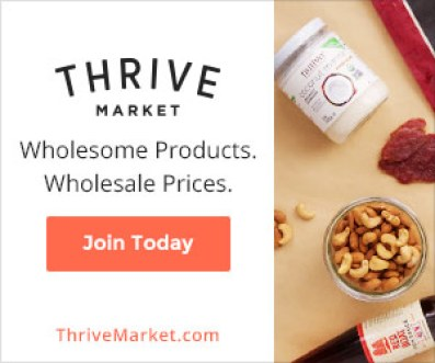 shop thrive market and give the gift of access