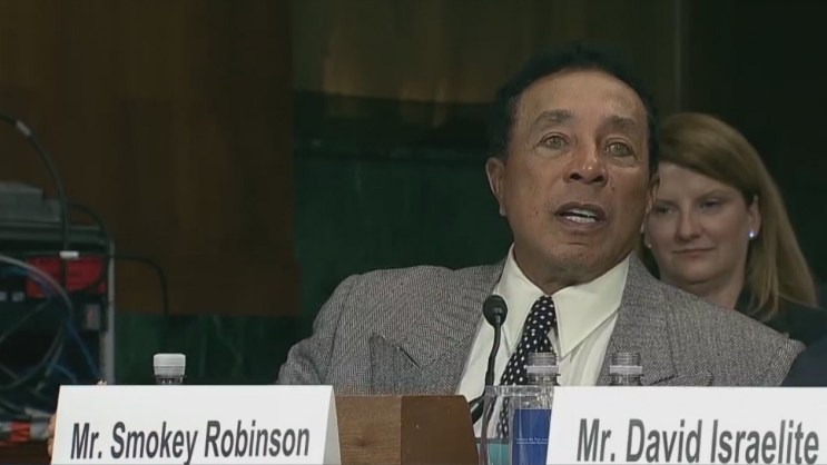 Image result for Smokey Robinson capitol hill