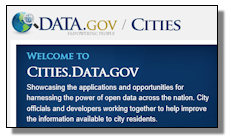 Cities Data Gov