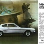 The Ford Capri Is 50 Years Old We Look At The Car S History British Gq
