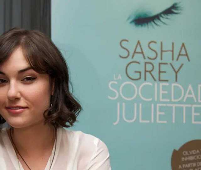 The Gqa With Sasha Grey