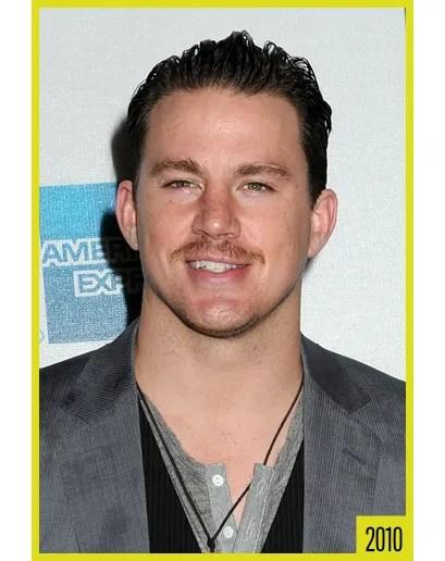 Channing Tatum's Hair Evolution Photos GQ