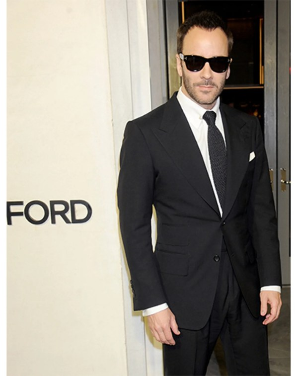 Tom Ford Style Suits