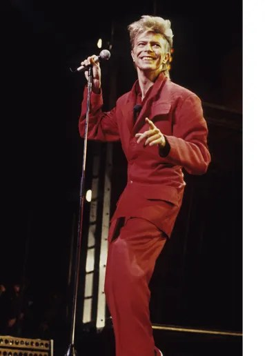 David Bowie Skinny : david, bowie, skinny, White, Turns, Sixty-Seven