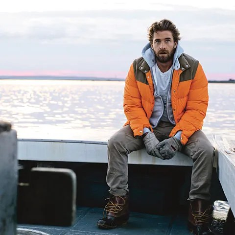 Maine Man Photos  GQ