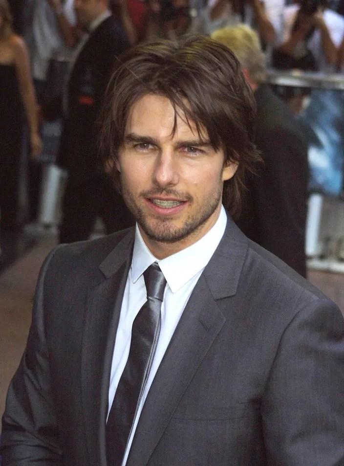 Tom Cruise Hair Evolution Photos GQ