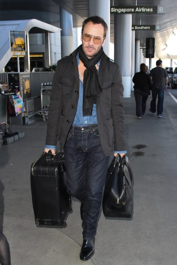 Dress Tom Ford Man - Gq