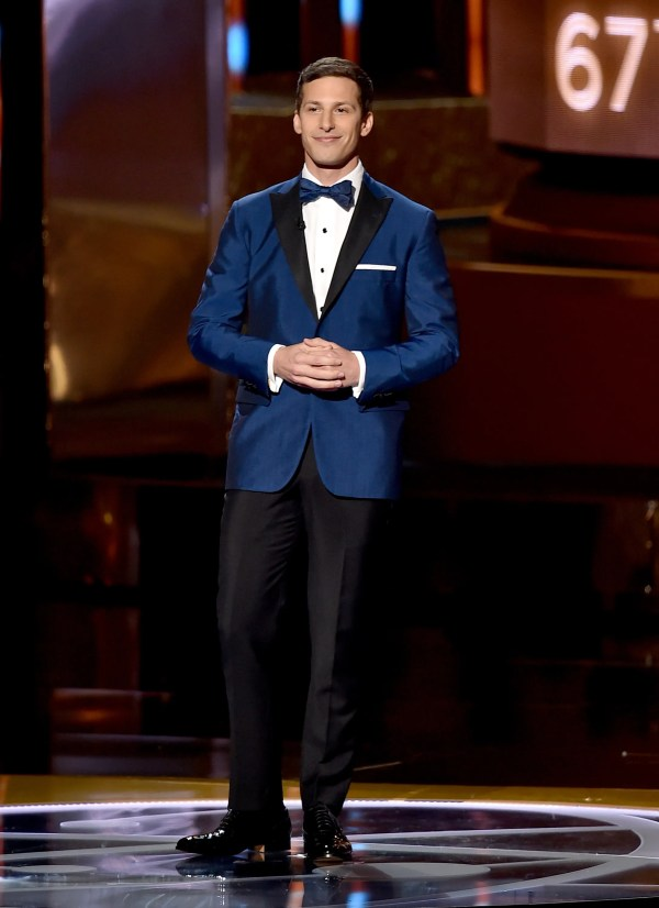 Andy Samberg Emmy Awards