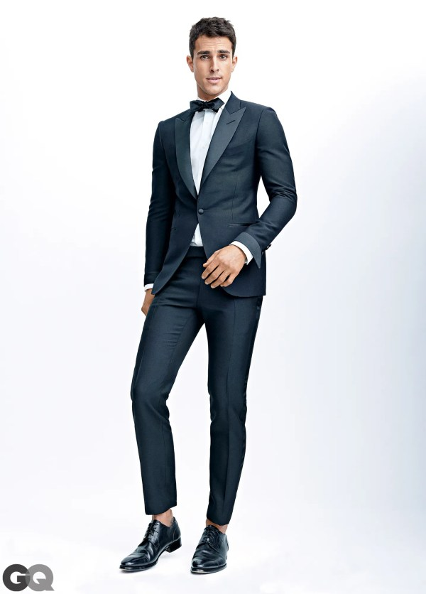 Ties to Wear with Black Suit