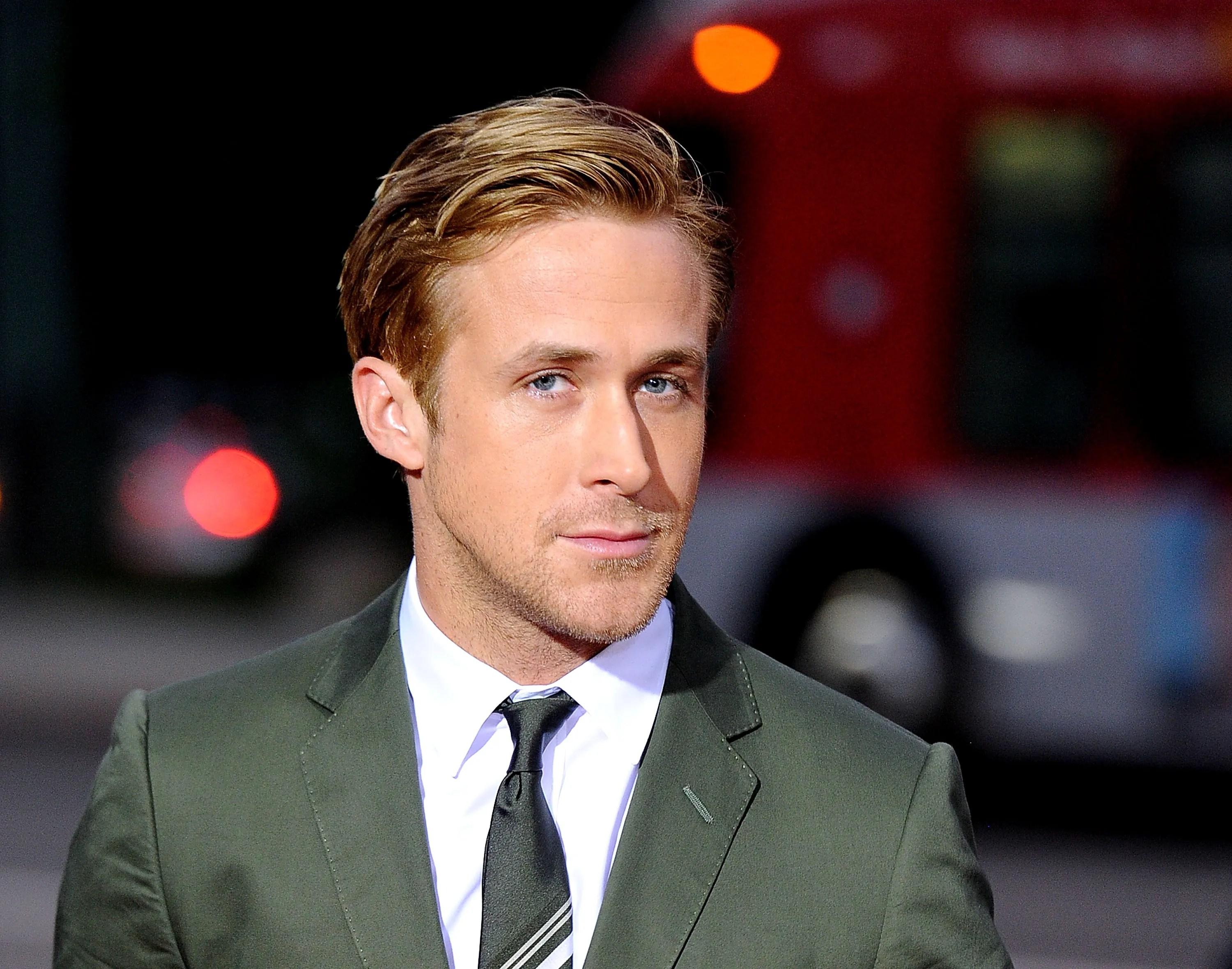A Visual History Of Ryan Gosling's Iconic Hair Photos GQ