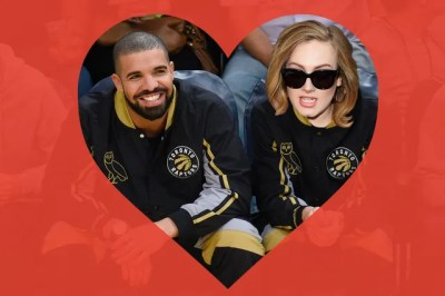Image result for Adele And Drake