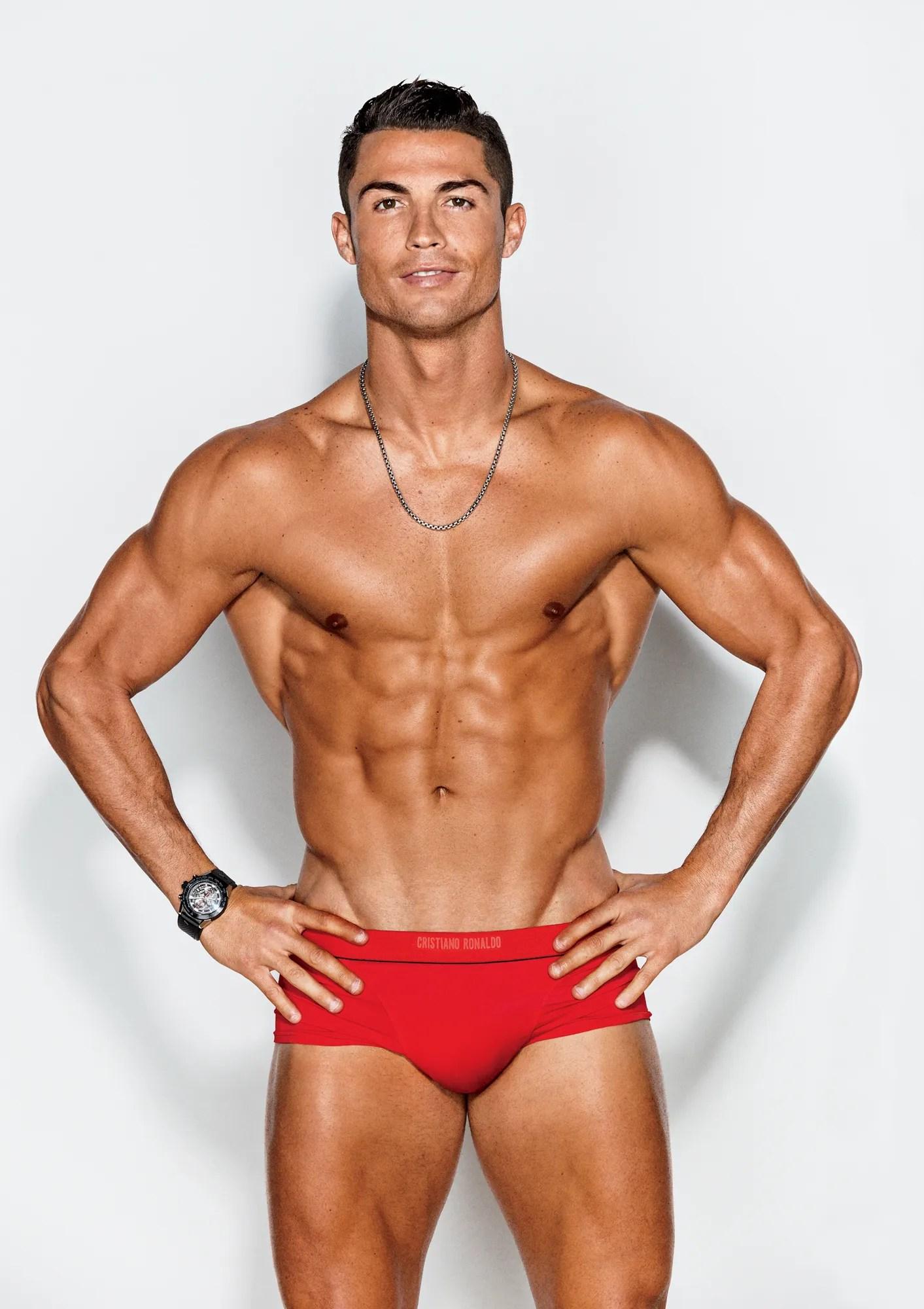 Ronaldo Muscle : ronaldo, muscle, Amazing, Ronaldo, Muscle,