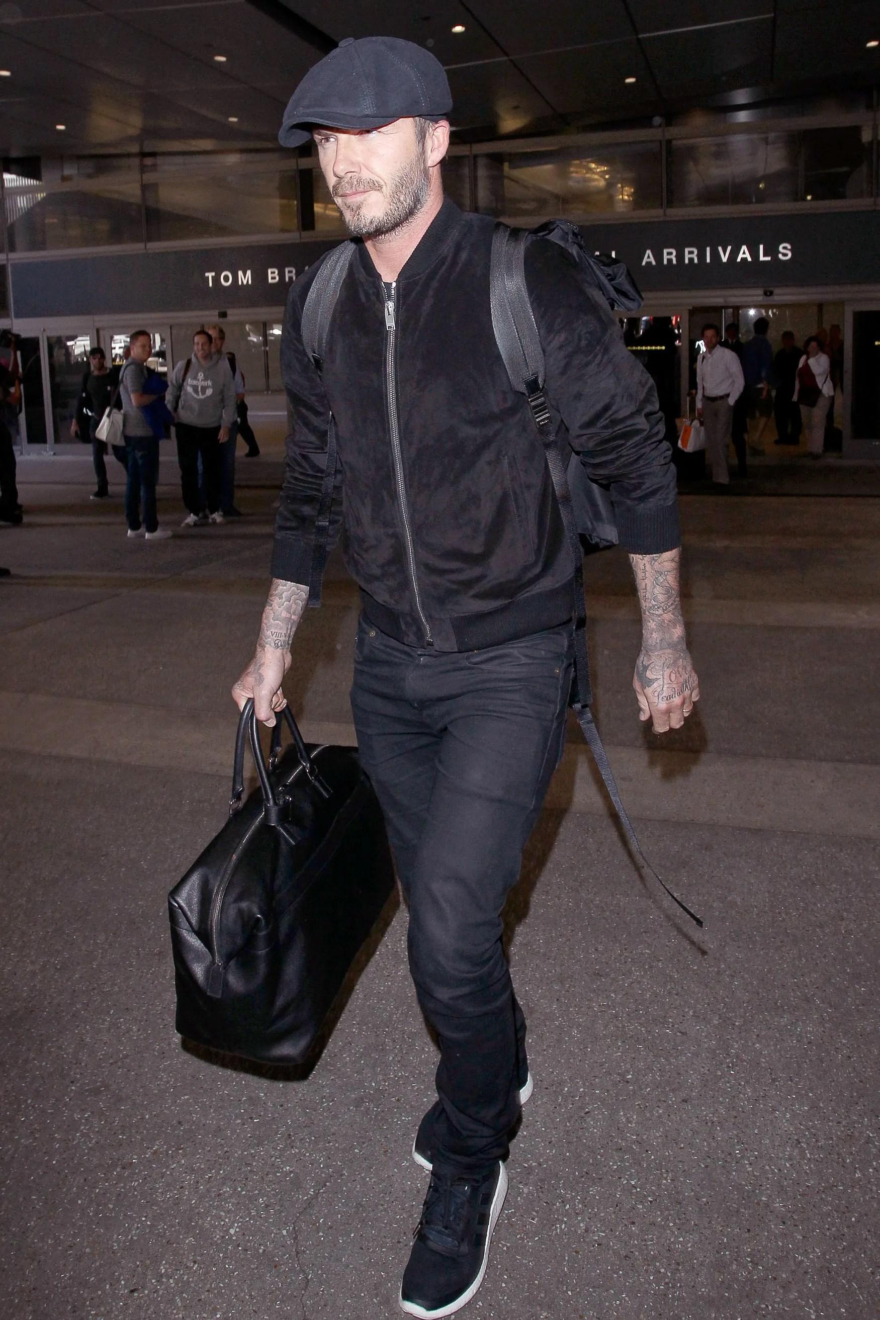 Match scheduled for may 19, 2021. The David Beckham Look Book Photos | GQ