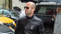 Jason Statham' Travel Outfit Wear