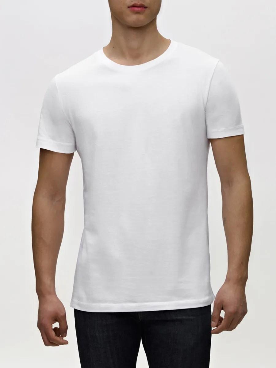 The Basic White TShirts 10 GQ Staffers Swear By Photos  GQ