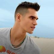 summer haircut man