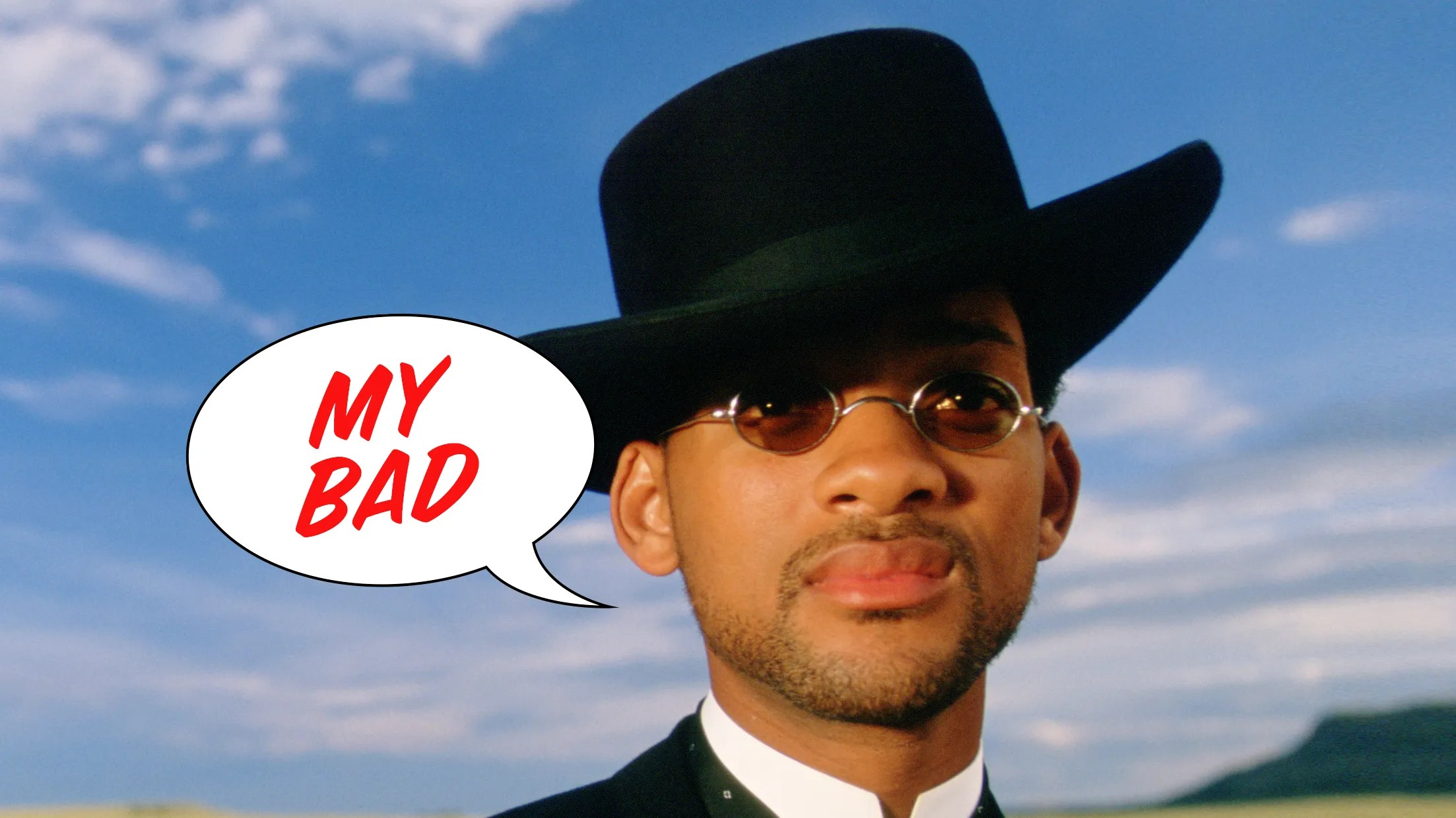 Will Smith Is Still Apologizing For Wild Wild West
