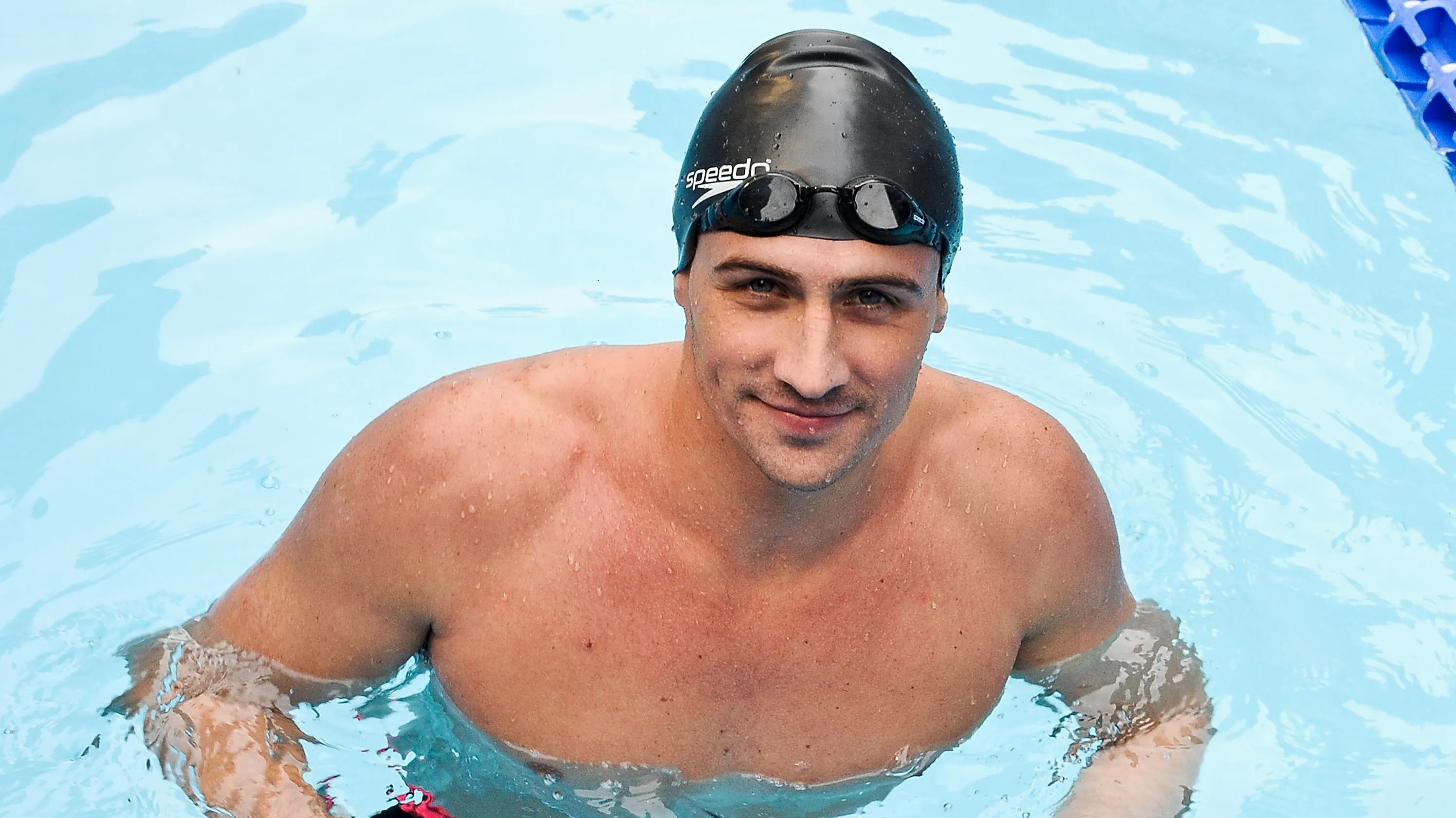 Ryan Lochte Just Unveiled A New OlympicsThemed Hair