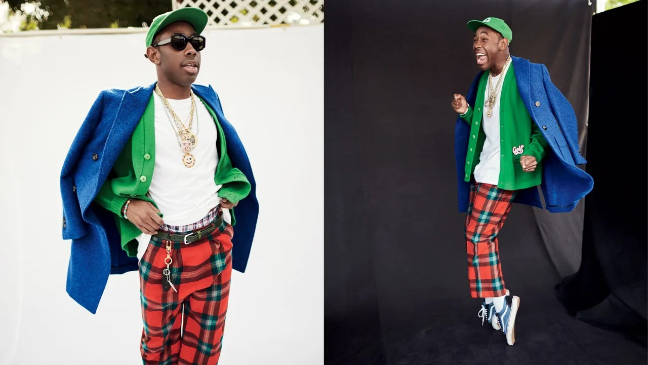 Tyler the Creator Is Not Feeling Your Ripped Jeans or Your Vintage Rock Band Tee  GQ