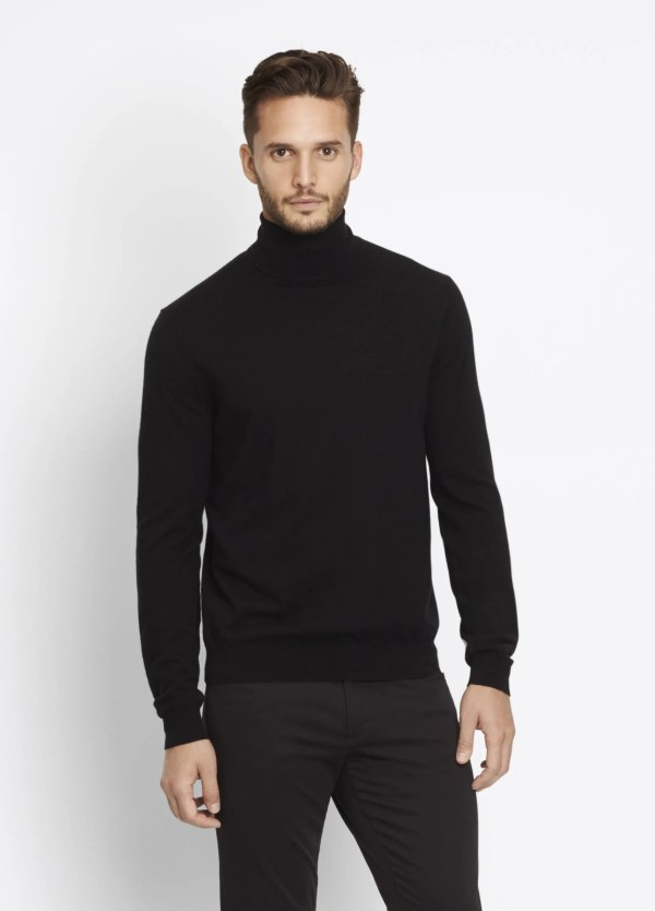 Turtlenecks Fall And Winter Gq