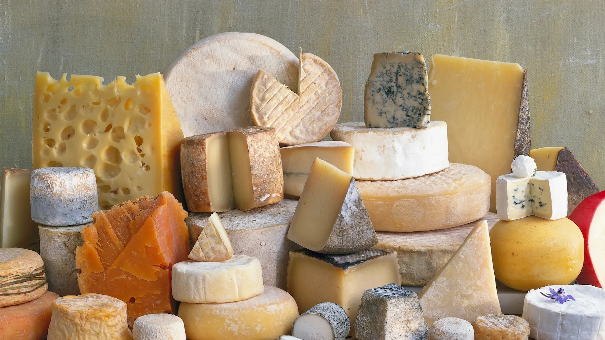 Morning News - Cheese Must Be Part Of Your Diet