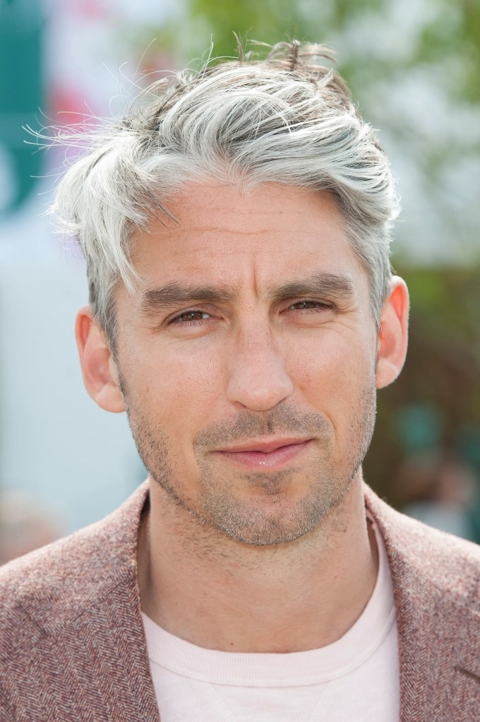 6 great haircuts for guys with grey hair | gq